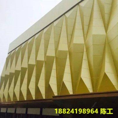 广东十大排名铝单板异性幕墙