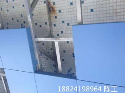 广东柠乐铝单板安装
