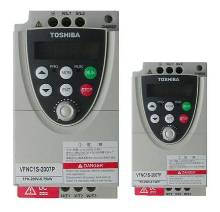 东芝变频器VF-NC1系列-东芝小巧经济型变频器