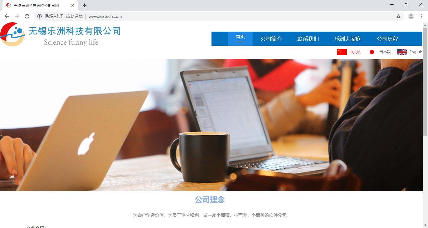 公司门户网站建立