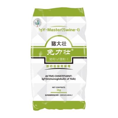 【雅臣生物】猪大壯 猪用IgY蛋粉-I 1kg/袋 10袋/箱