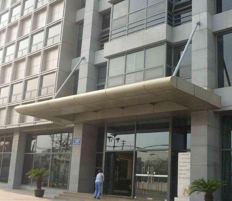 广东铝单板幕墙