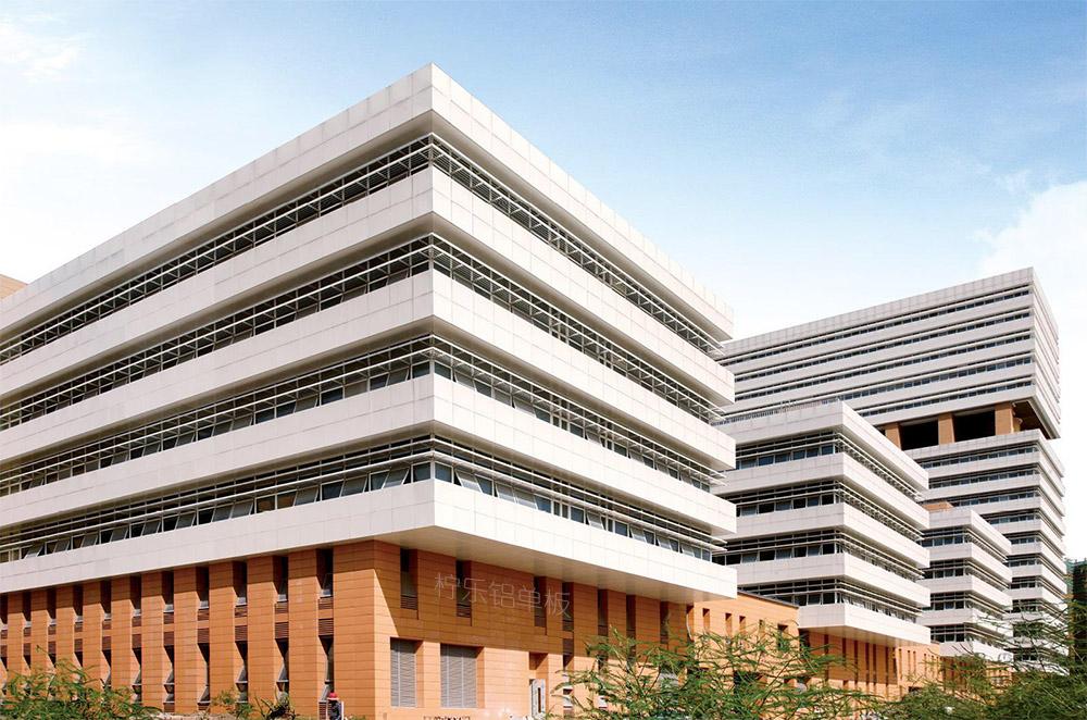 广州氟碳铝单板幕墙厂家