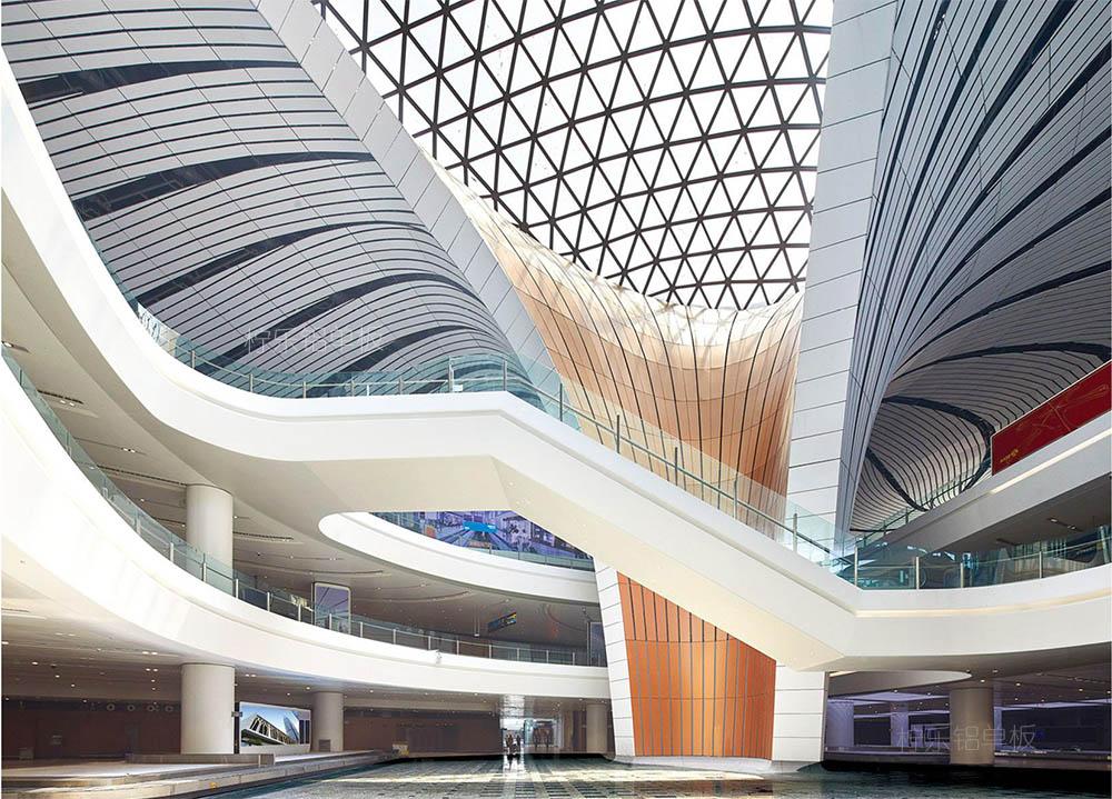 广州铝单板厂家广西桂林国学府案例