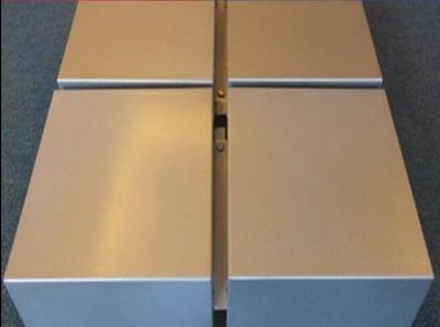 广东氟碳铝单板厂家冲孔铝单板厂家