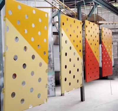 广东冲孔铝单板生产厂家