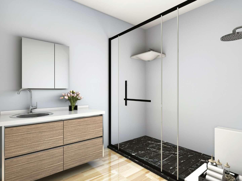 洗浴柜经典案例2