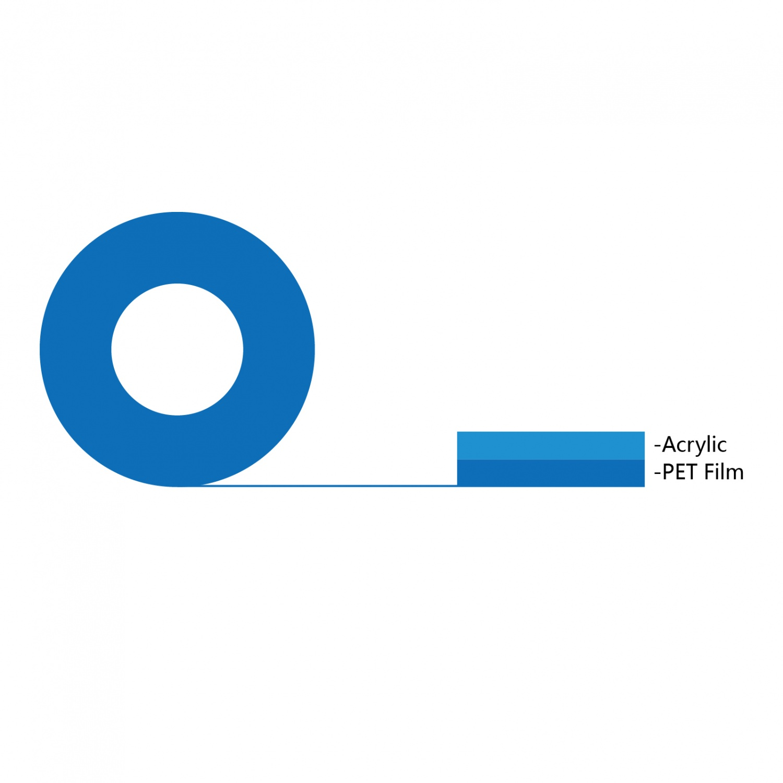 Anti-static polyester film tape E1-FA926S