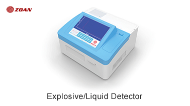 Explosive/Liquid Detector