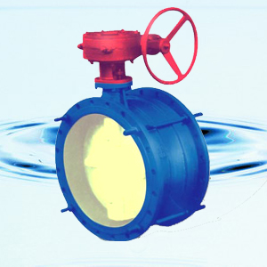 SD(3/9)43X Adjustable Flanged Length Butterfly Valve