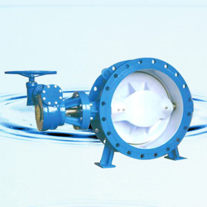 D(3/9)43X Flanged Connection Metal-seat Butterfly Valve
