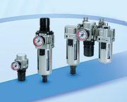 SMC模塊式F.R.L./壓力控制元件