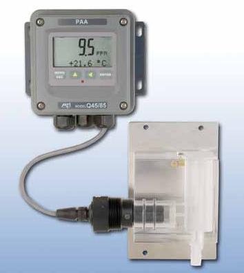 Q45/85 过氧乙酸分析仪