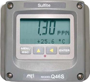 Q46S/66亚硫酸盐分析仪