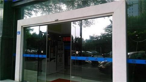 玻璃感应门的主要功能特点