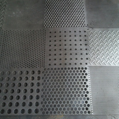 perforated stainless steel