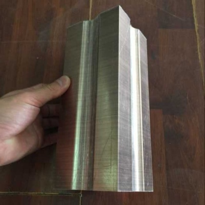 metal trim