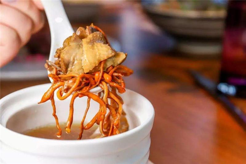虫草花炖鸭汤食用禁忌