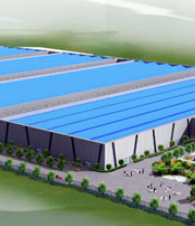 锂电池智能制造工厂