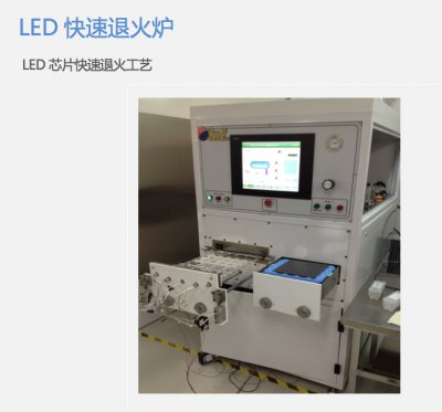 LED快速退火炉
