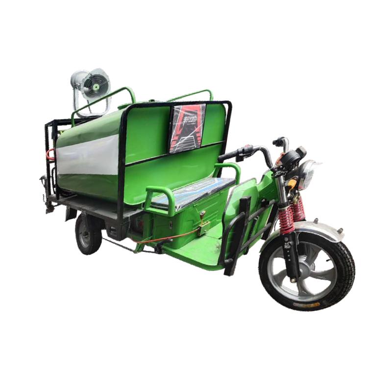 你对三轮电动垃圾车的了解有多...