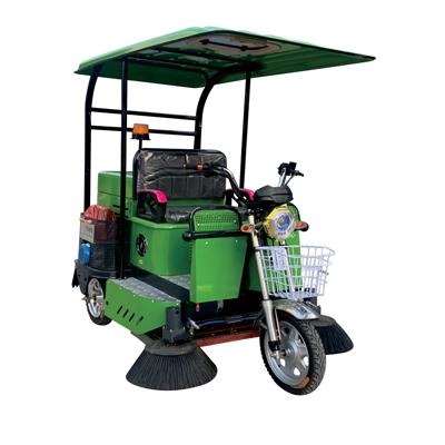 BN-1500手把遮阳款电动三轮清扫车