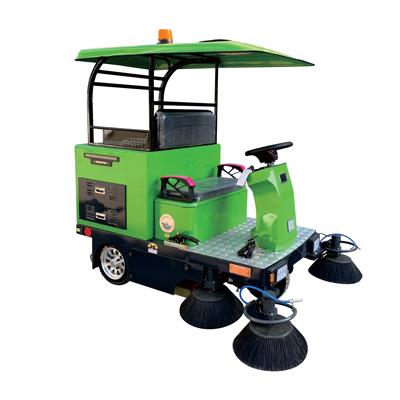 BN-1900遮阳款五刷电动三轮清扫车