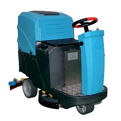 LB-A20驾驶式电动洗地机