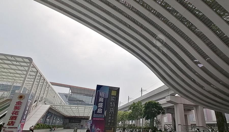 深圳造型铝单板