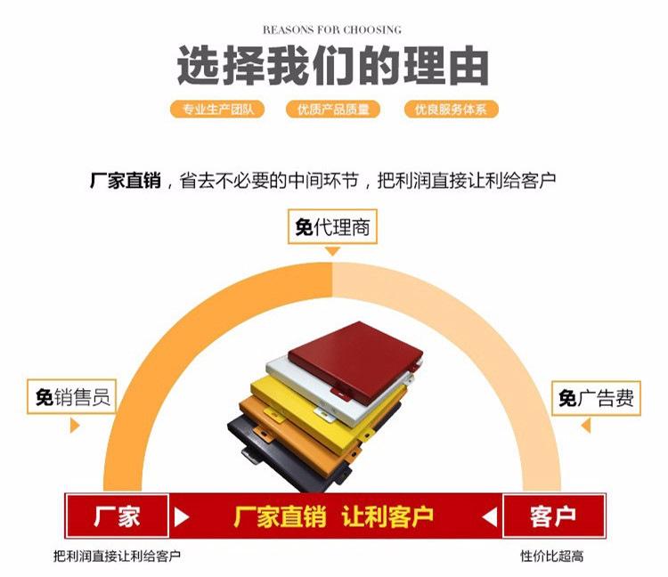 惠州铝单板价格