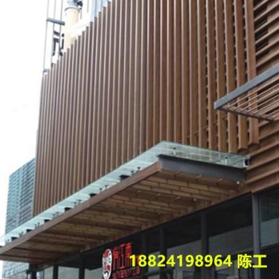 珠海铝方管厂家安装施工价格