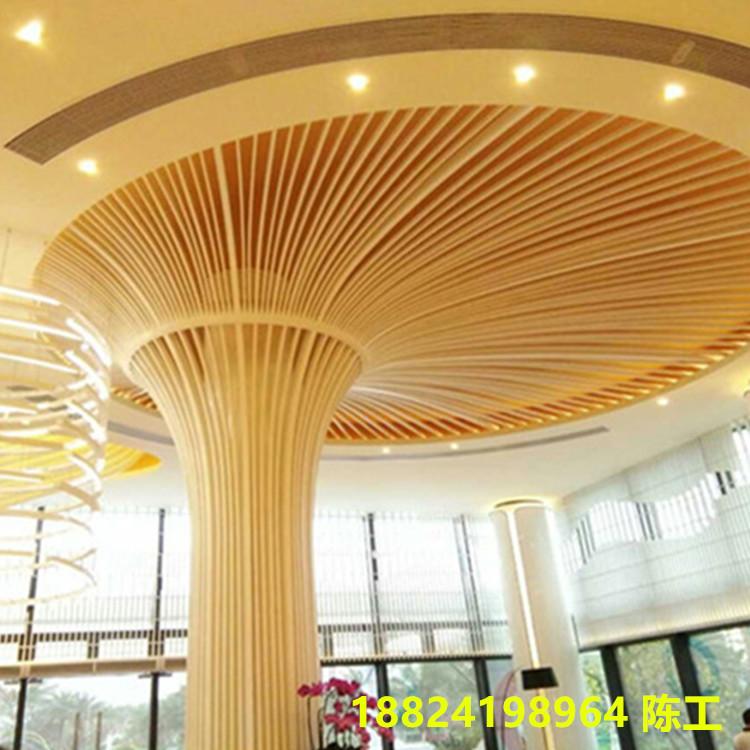 阳江铝板管厂家安装施工价格幕墙天花吊顶