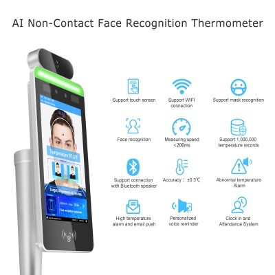 New face recognition Terminal VK-10S-Pro