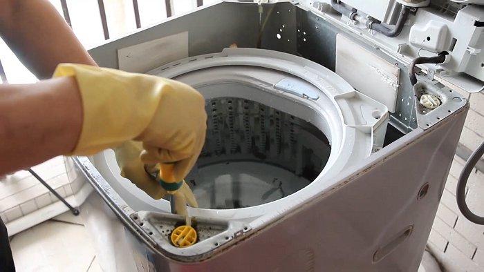 洗衣机清洗设备