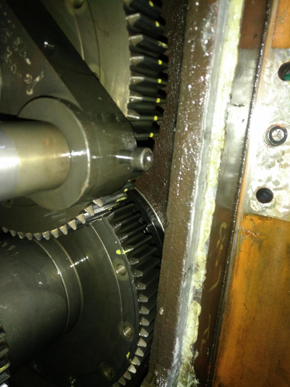 主轴变速箱维修