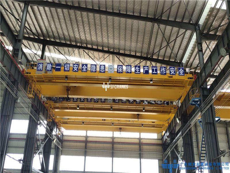 江門市博盈焊接工程有限公司(歐式天車)