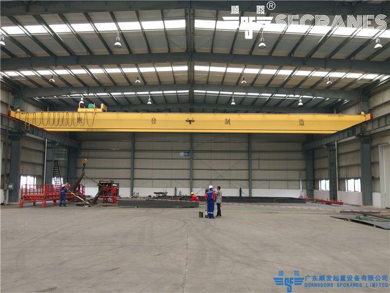 深圳威晟石油管材設備有限公司-雙梁天車+雙梁行車+雙梁行吊