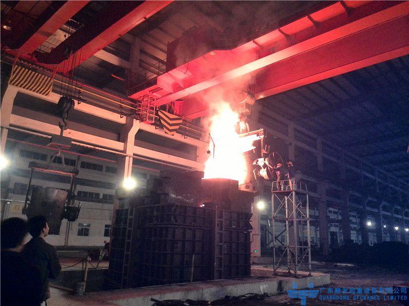 中天創展球鐵有限公司-QDY型冶金起重機