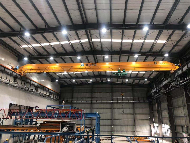 1吨/1t单梁桥式起重机(1吨天车、1吨行吊、1吨行车)