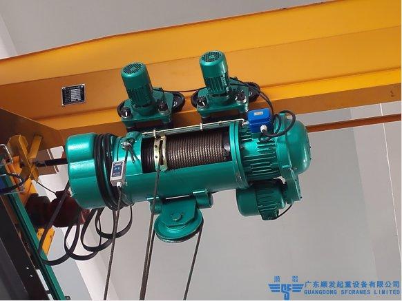 LD型电动单梁起重机