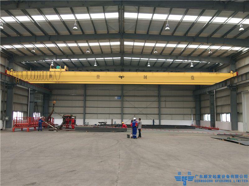 5t/5吨葫芦双梁起重机(5吨双梁天车、5吨双梁行车、5吨双梁行吊)