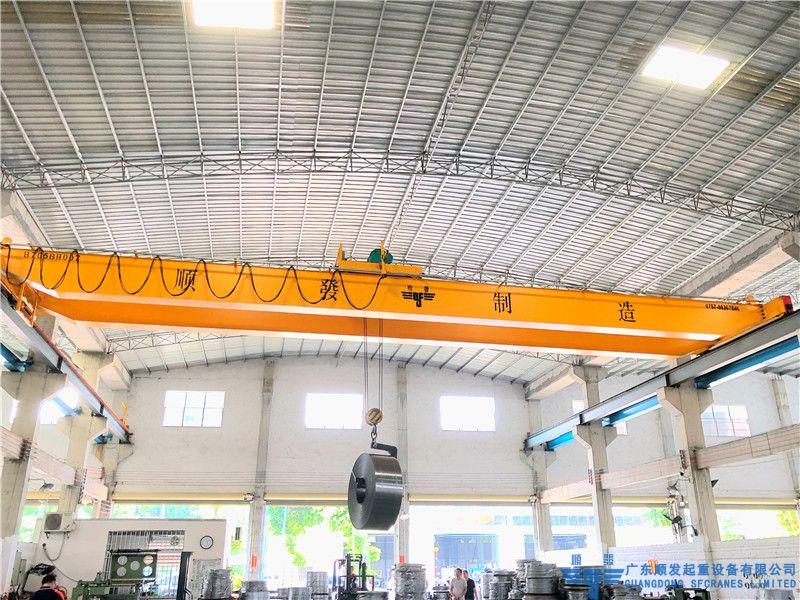 10t/10吨葫芦双梁起重机(10吨双梁天车、10吨双梁行车、10吨双梁行吊)