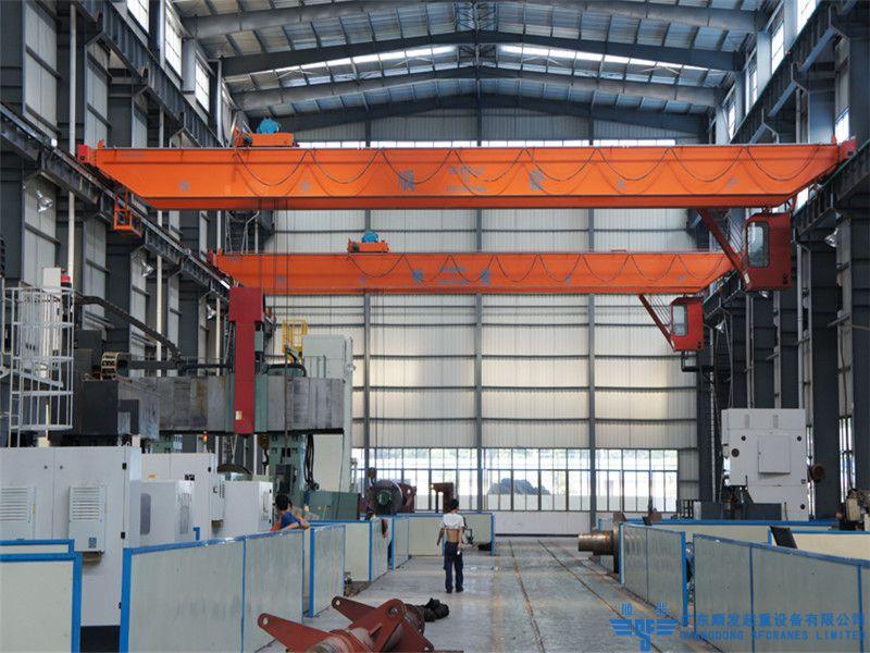 16t/16吨葫芦双梁起重机(16吨双梁天车、16吨双梁行车、16吨双梁行吊)