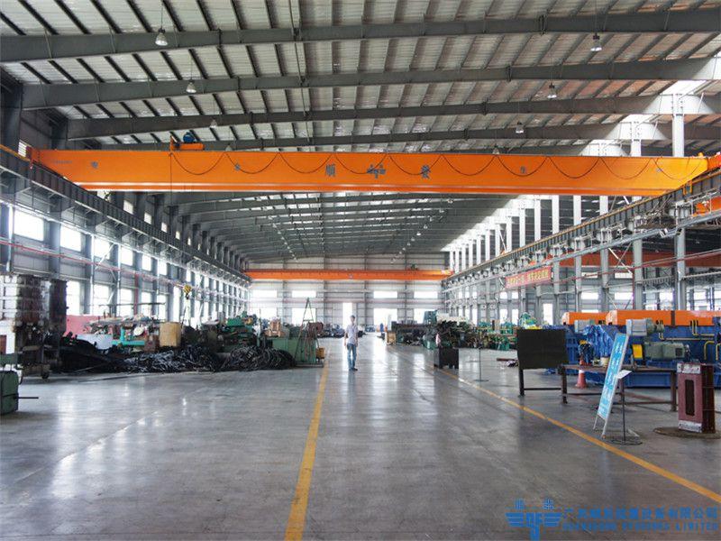 32吨双梁天车 - 广东顺发起重设备有限公司