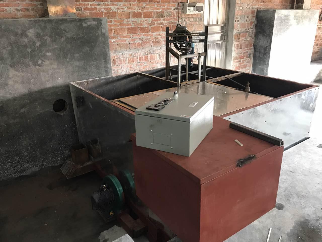 环保燃烧锅---罗定恒发最新研发产品
