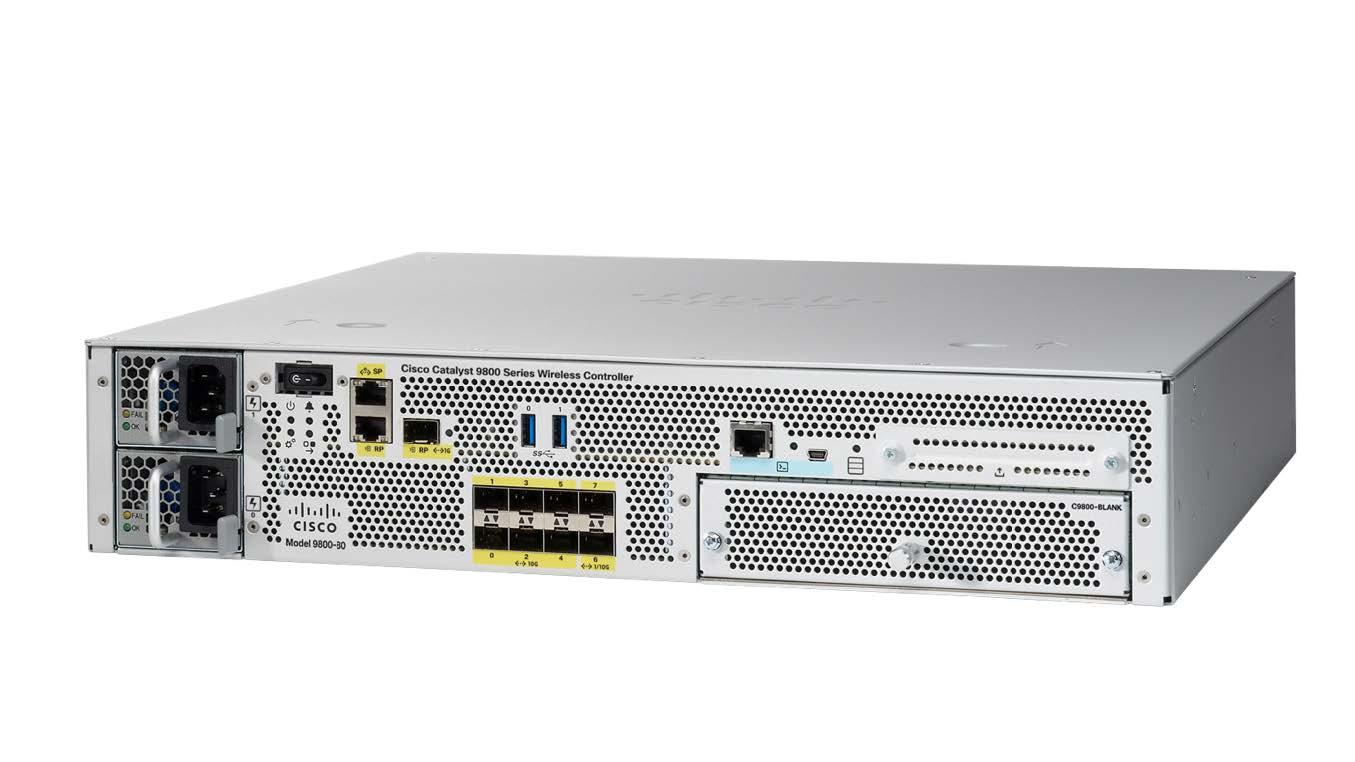 思科Catalyst 9800-80无线控制器