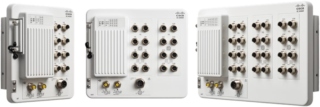 思科 Industrial  Ethernet工业以太网(IE)交换机