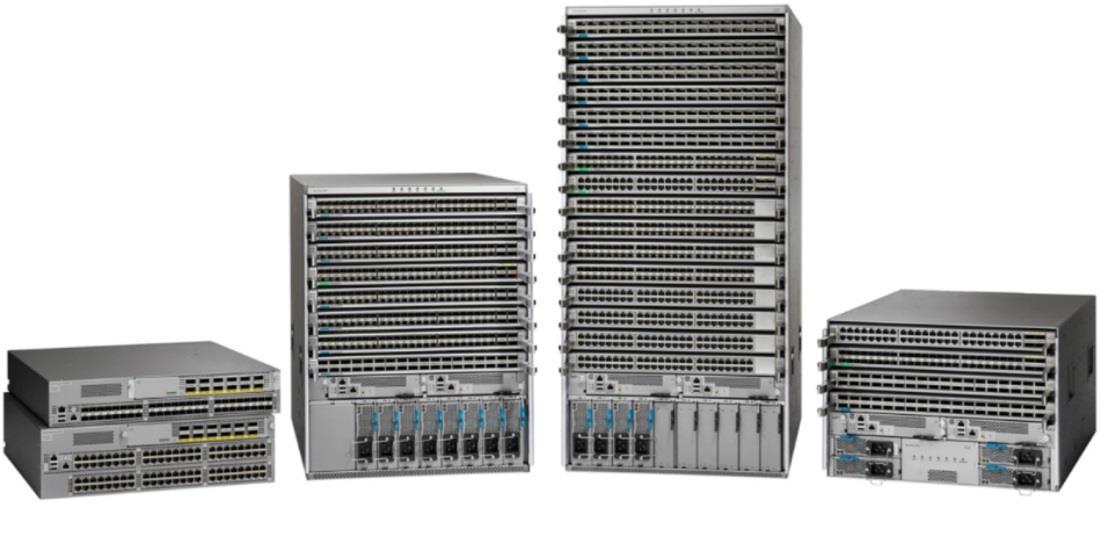 思科Nexus 9000系列数据中心交换机