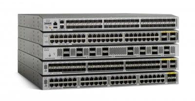 思科Nexus 3000系列数据中心交换机