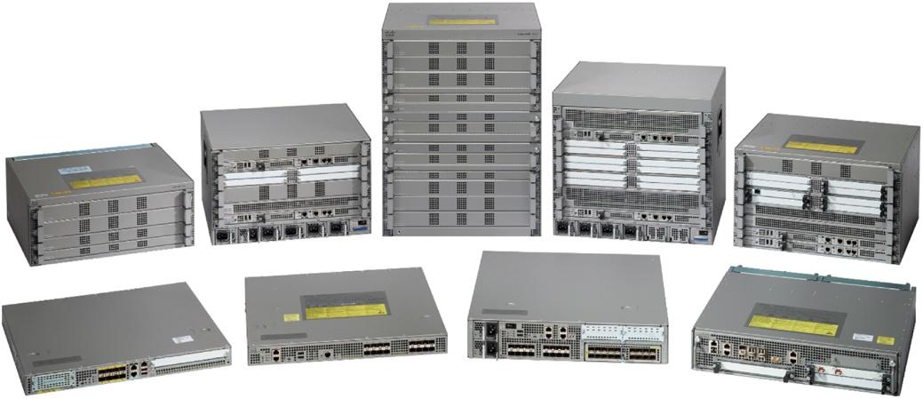 思科ASR 1000系列园区边缘汇聚多业务路由器